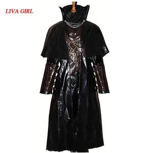 Куртка-накидка, жилет, футболка, костюм для мужчин, для игр, Хэллоуина, косплея, на заказ, Новое поступление