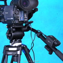 Approvisionnement d'usine trépied haut gestionnaire zoom YUNBAO EP télécommande sur panasonic caméscope