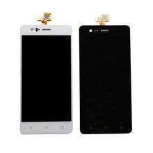 5.0 inç LCD ekran Için BQ Aquaris M5 LCD dokunmatik ekran digitizer bileşenleri BQ Aquaris M5 Telefonu Parçaları onarım parçaları + araçları