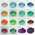 20g Polvo de Mica Mineral Saludable Natural Diy Para Tintura De Jabón Jabón Colorante Jabón En Polvo de sombra de ojos maquillaje Envío Gratis