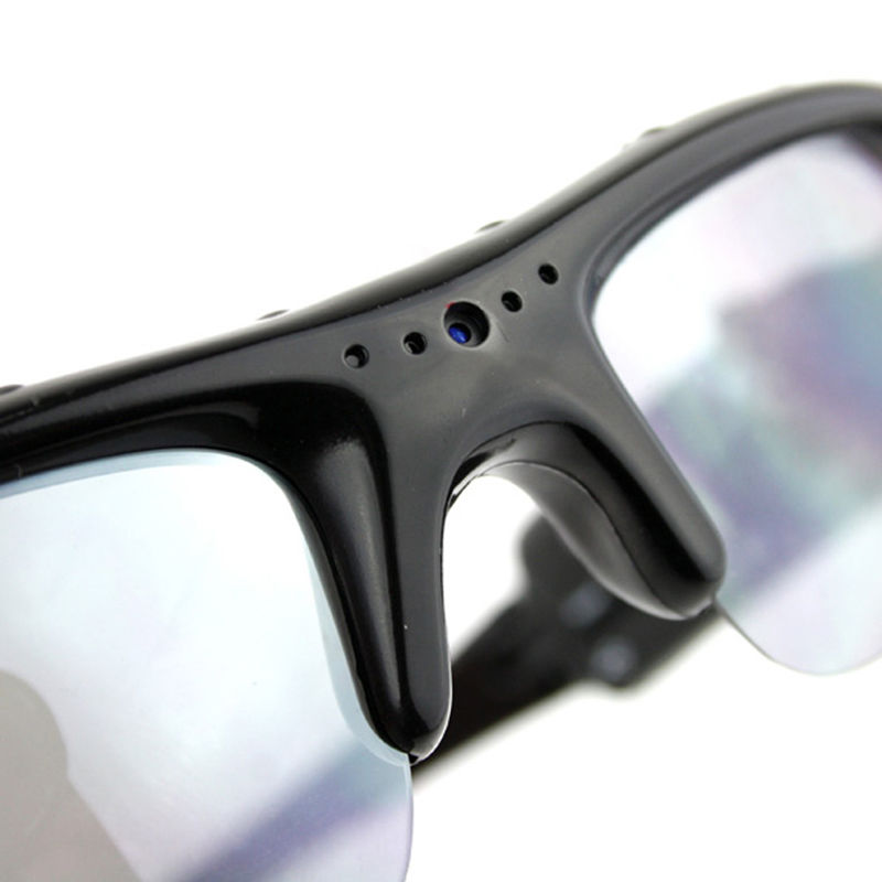 Digital Camera Sunglasses HD Glasses Eyewear DVR Video Recorder 2