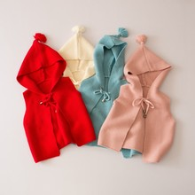 80d38ab34 stable quality bfcae 27a49 chinatera baby boys girls knitting vest ...