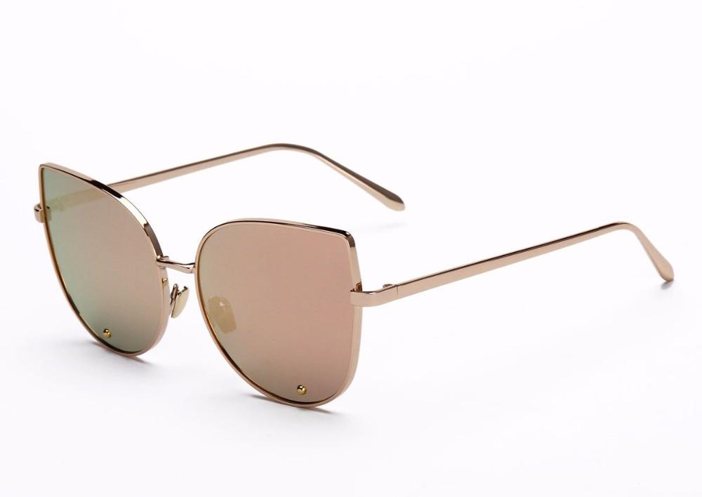 Hot 2017 Fashion Sunglass Luxury Ladies Butterfly Designer Brand Sunglasses Women Alloy Sun Glasses Oculos De Sol Feminino 058 5