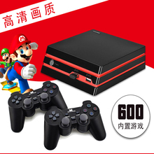 Game Console With 2.4G Wireless Controller HDMI Video Game Console 600 Classic Games For GBA Family TV Retro Game hdmi retro game console preloaded 600 classic games