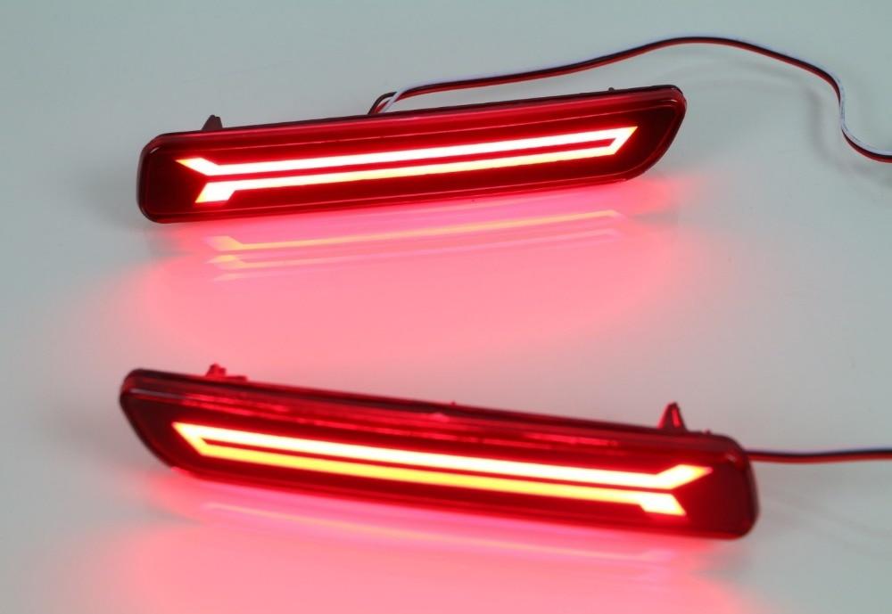 купить eOsuns led rear bumper light, driving lamp, brake light for suzuki vitara, ertiga, scross, sx4, splash, keietsu, alivio ciaz недорого