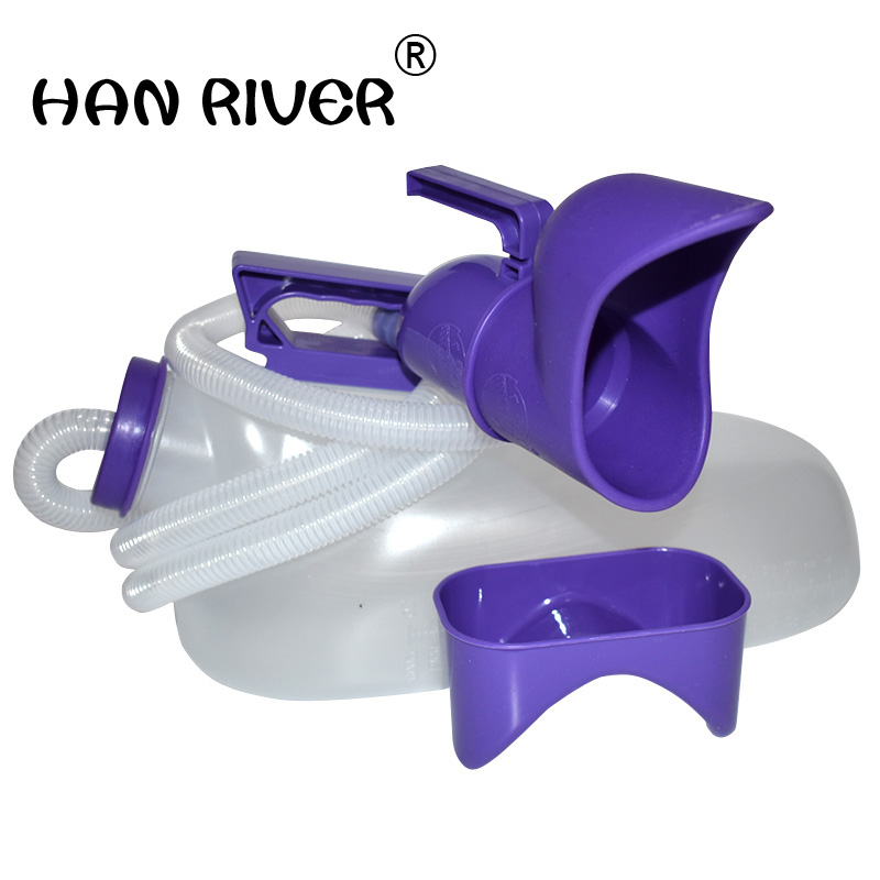 With A Pipe For The Bed Urinal Elderly Men And Women Soft -9530