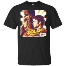 SOLO MOVIE : A STAR WARS STORY 7 Cotton T-Shirt Print Tee Men Short Sleeve Clothing free shipping