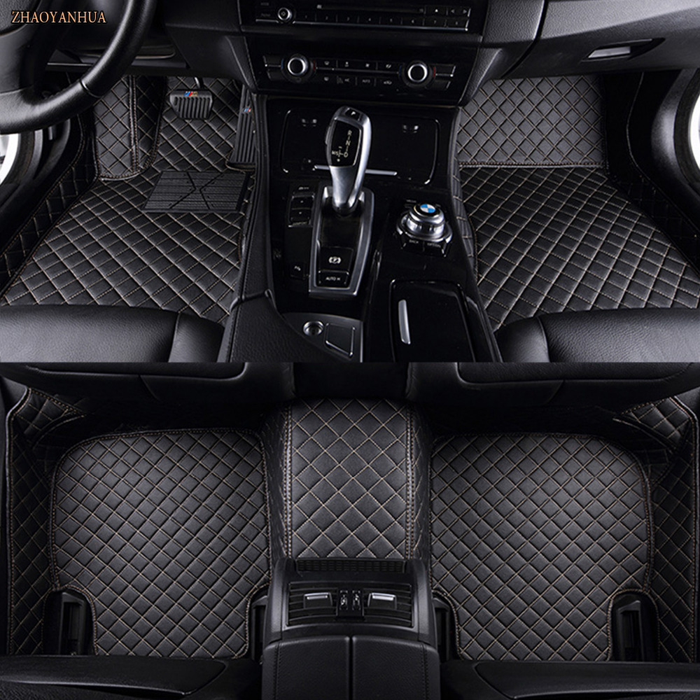 2010- Now Fashion Style Special Car Floor Mats Made For Honda Crosstour 3d Waterproof Good Foot Case Car-styling Carpet Rugs Leather Liners Automobiles & Motorcycles