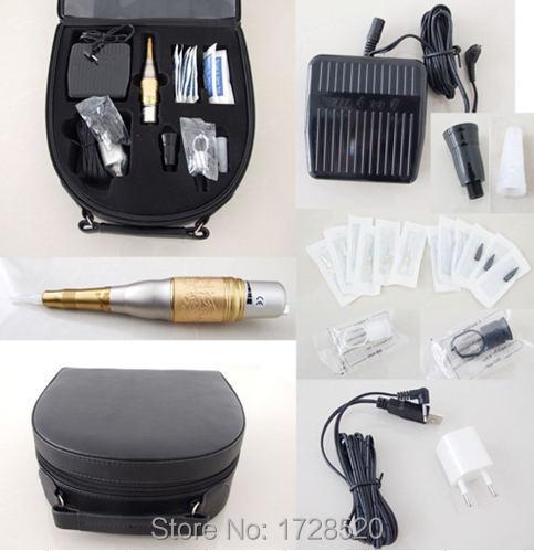 Tk-1009 completa Super kits de maquiagem permanente para sobrancelha Lip maquiagem