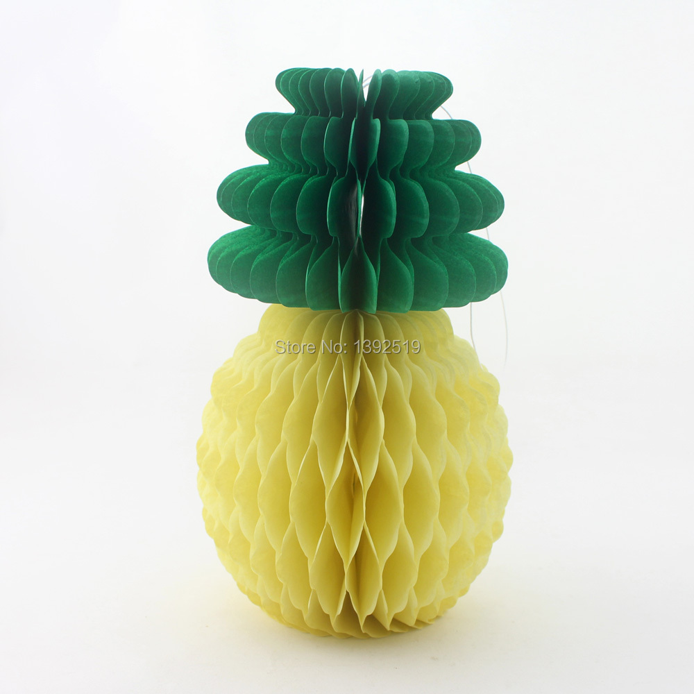 Online buy wholesale pineapple party decorations from for Ananas dekoration