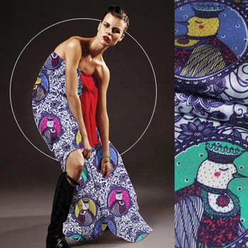 Free shipping! Stretch satin true color digital inkjet fabrics at wholesale high-grade silk clothing cloth