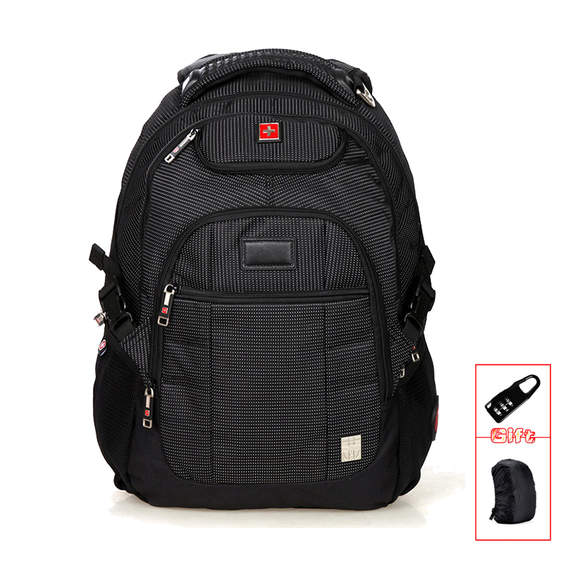 SWISSWIN backpack laptop backpack men women business bag travel causal bag mochila feminina sac a dos kpop SW9221 brand coolbell for macbook pro 15 6 inch laptop business causal backpack travel bag school backpack