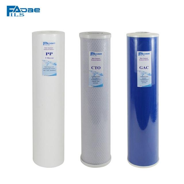 3 pack de toute la maison filtre eau filtres de remplacement du systme 20 - Systeme Filtration Eau Maison