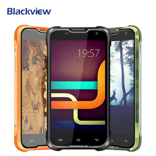 "Blackview BV5000 4G LTE Android 5.1 Waterproof Smartphone MTK6735 Quad Core CellPhone 5"" HD 2GB RAM+16GB ROM GPS 5000mAH Battery(China)"