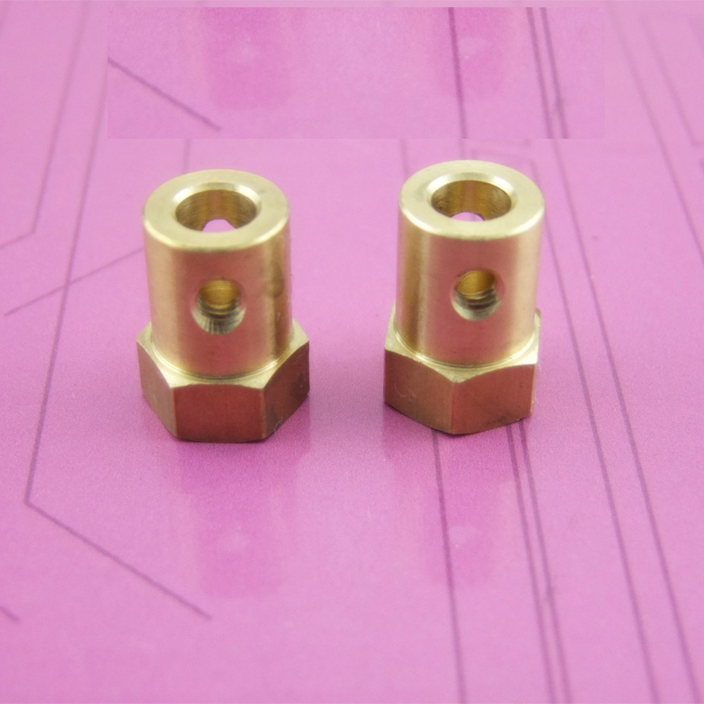 3mm//4mm//5mm//6mm//7mm//8mm Flexible Motor Shaft Coupler Coupling for DIY Parts RF
