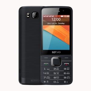 Image 5 - Quad ซิมการ์ด 2.8 นิ้ว HD หน้าจอขนาดใหญ่ 4 ซิมการ์ด 4 โทรศัพท์สแตนด์บายแบบ Dual กล้อง GPRS Bluetooth การสั่นสะเทือน MP4 แป้นพิมพ์รัสเซีย