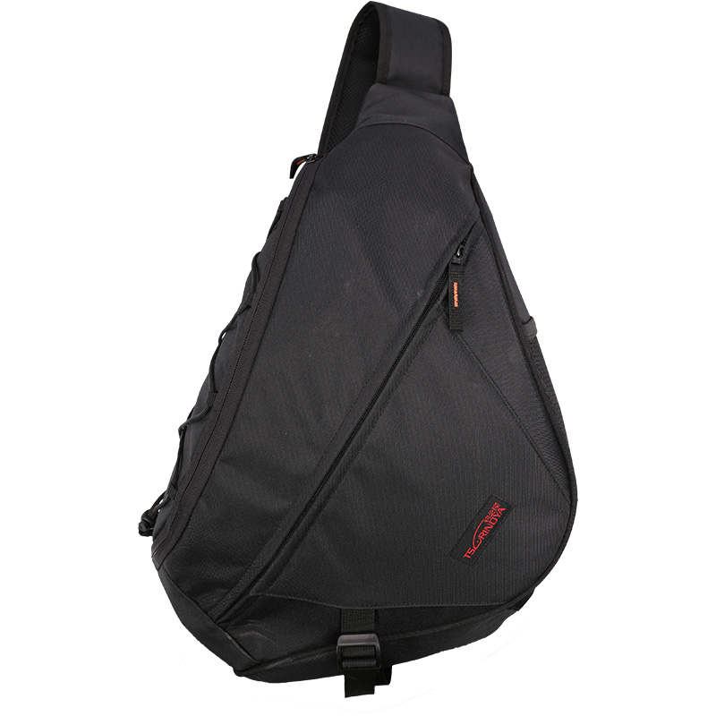 Image 4 - TSURINOYA Multifunctional Fishing Bag Waterproof Shoulder Fishing Bag Large Capacity Bolsa Back Breathable Fishing Tackle Bags-in Fishing Bags from Sports & Entertainment