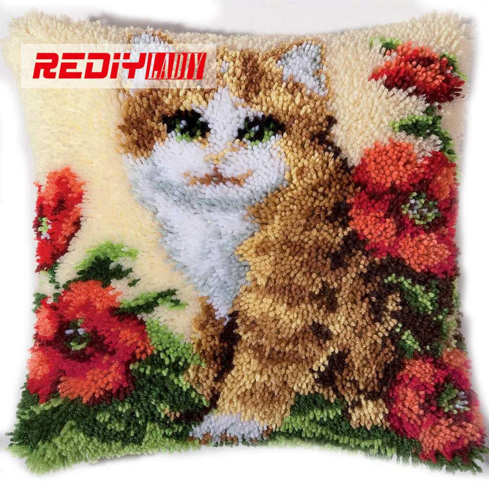 Pet Pillow Free Crochet Patterns | 1000x1000