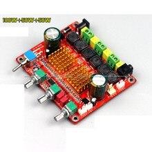TPA3116D2 2.1 CH Class D 100W+50W+50W HIFI Digital Subwoofer Amplifier Board for diy speaker amp
