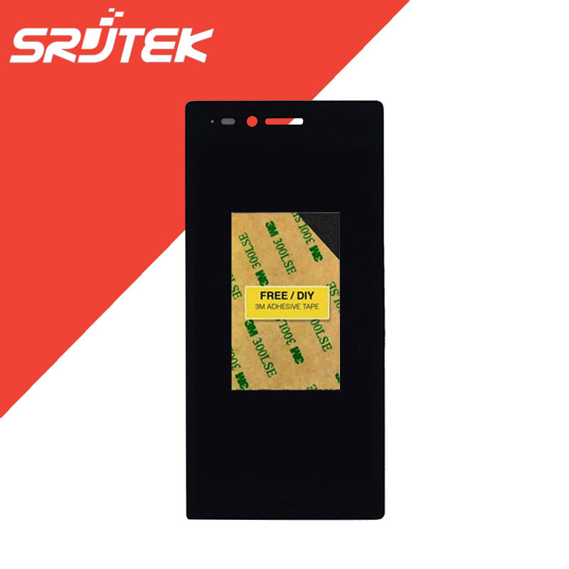5.0 For Lenovo Vibe Shot Z90 Z90a40 Z90-7 Z90-3 LCD Display with Touch Screen Digitizer Glass Full Assembly 1920*1080