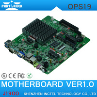 Factory outlets Bay Taril J1900 OPS HD playback motherboard motherboard slim fanless motherboard
