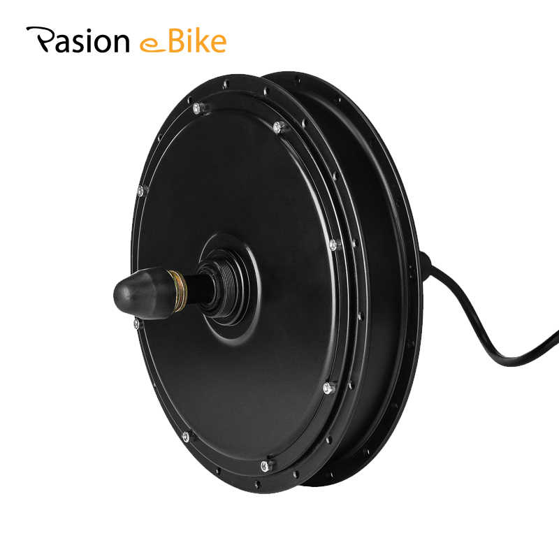 48V 1500W Electric Bike Hub Motor Brushless Rear Hub Motor 1500W Freewheel / Cassette Electric Bicycle 1500W Hub Motor Wheel
