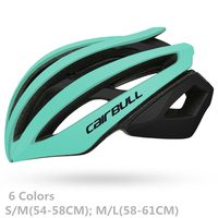 2019 New SLK20 Bike Helmet Ultralight Racing Bicycle Helmet Men Women Sports Safety MTB Mountain Road Riding Cycling Helmet M/L