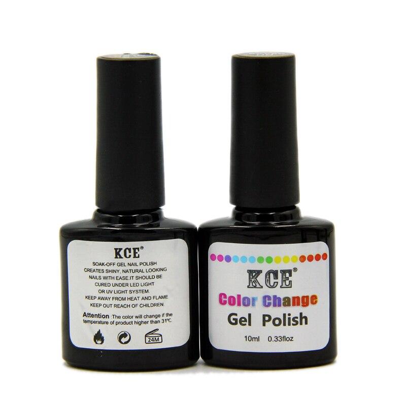 Nail Gel Decorazione Cambia Colore Gel colorato per unghie Nail - Manicure