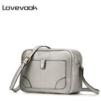LOVEVOOK crossbody sacos de ombro para as mulheres 2017 designer de bolsas de luxo bolsas femininas sacos do mensageiro pequena aba bolsa PU envelope
