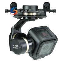 Таро GOPRO t 3d iv 3 оси HERO4 Session Камера бесщеточный карданный PTZ для FPV системы Quadcopter Drone MultiCopter tl3t02