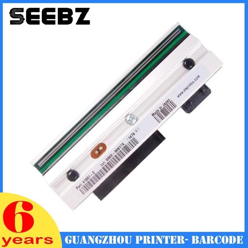 SEEBZ Compatible Thermal barcode label printer Supplies Print Head Printhead For zebra 105SL 203dpi g79056 1m 79056m brand new compatible printhead print head for 203dpi zebra z4m s4m z4m plus thermal label printer printer parts
