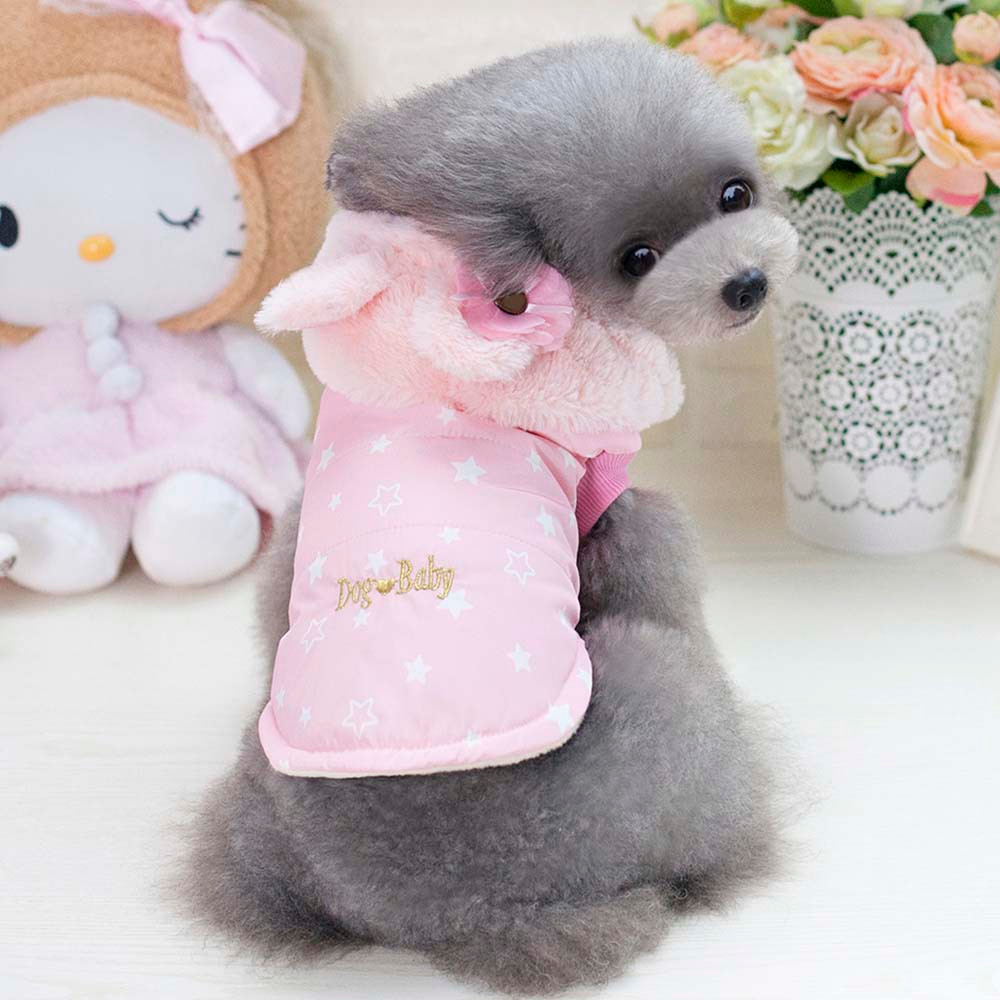 Small Dogs Costume Clothes For Little Dogs Overalls Dog Cotton Hot Autumn Winter Dog Jacket Pet Clothes Puppy Clothes