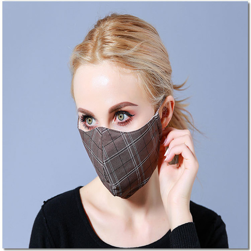 10pcs/Bags New Autumn And Winter Masks Anti-haze Dust Mask Korean Version Of The Three-dimensional Fashion Warm Breathable