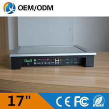 Desktop computer 17 inch Resolution 1280*1024 All in One PC tablet pc gaming computer with intel D525(China (Mainland))