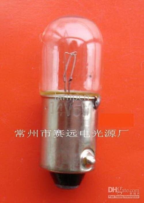 NY! miniatyrlampe ba9s t10x28 28v 3w a110