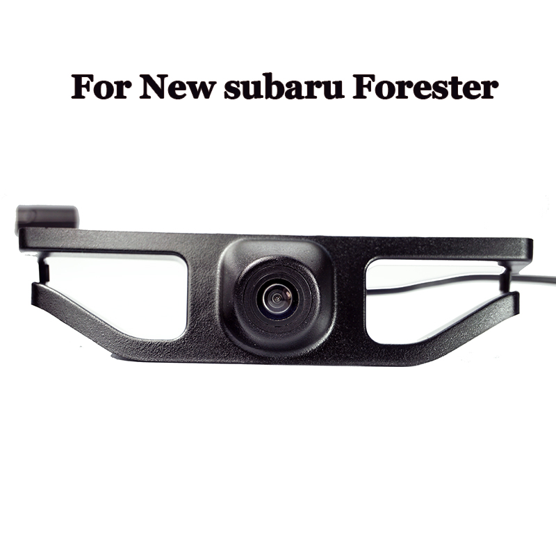 For Subaru Forester 2013 2014 2016 2019 Front Positive View Camera Car Front Parking Camera Ccd Night Vision Waterpoof
