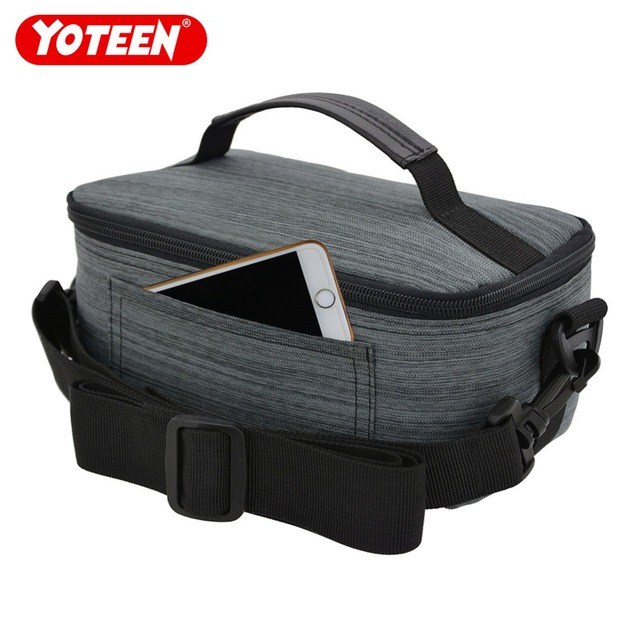 Yo Travel Protective Pouch Bag For Nintend Switch Shouder Carrying Case Dock Whole Console