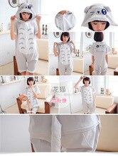 Totoro Short Sleeve Pajamas