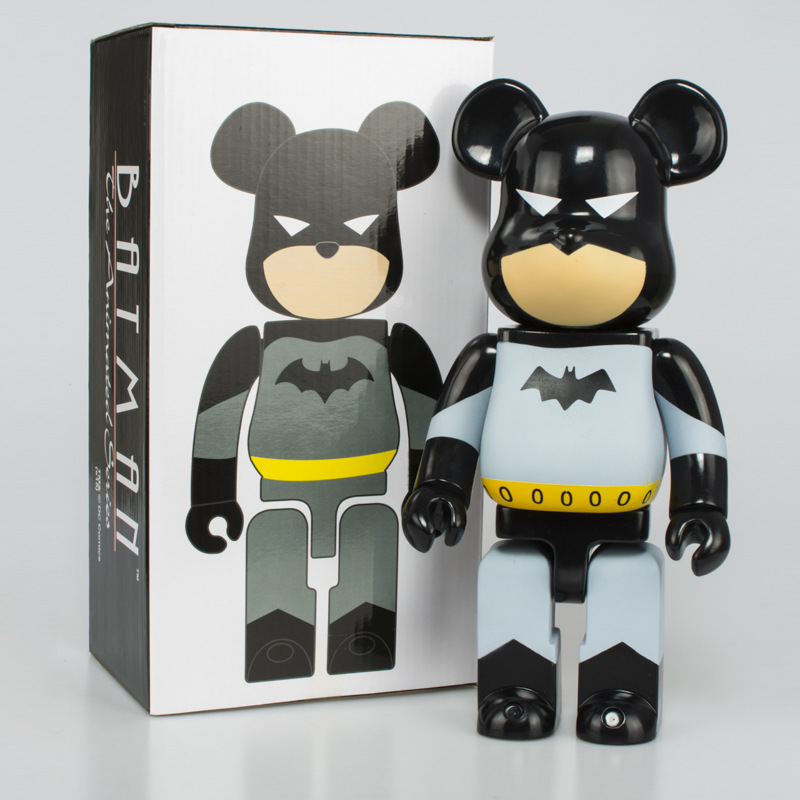 11inch Be rbrick 400 Bearbrick Violence PVC Action Figure Collectible Model Toy Gifts With Box