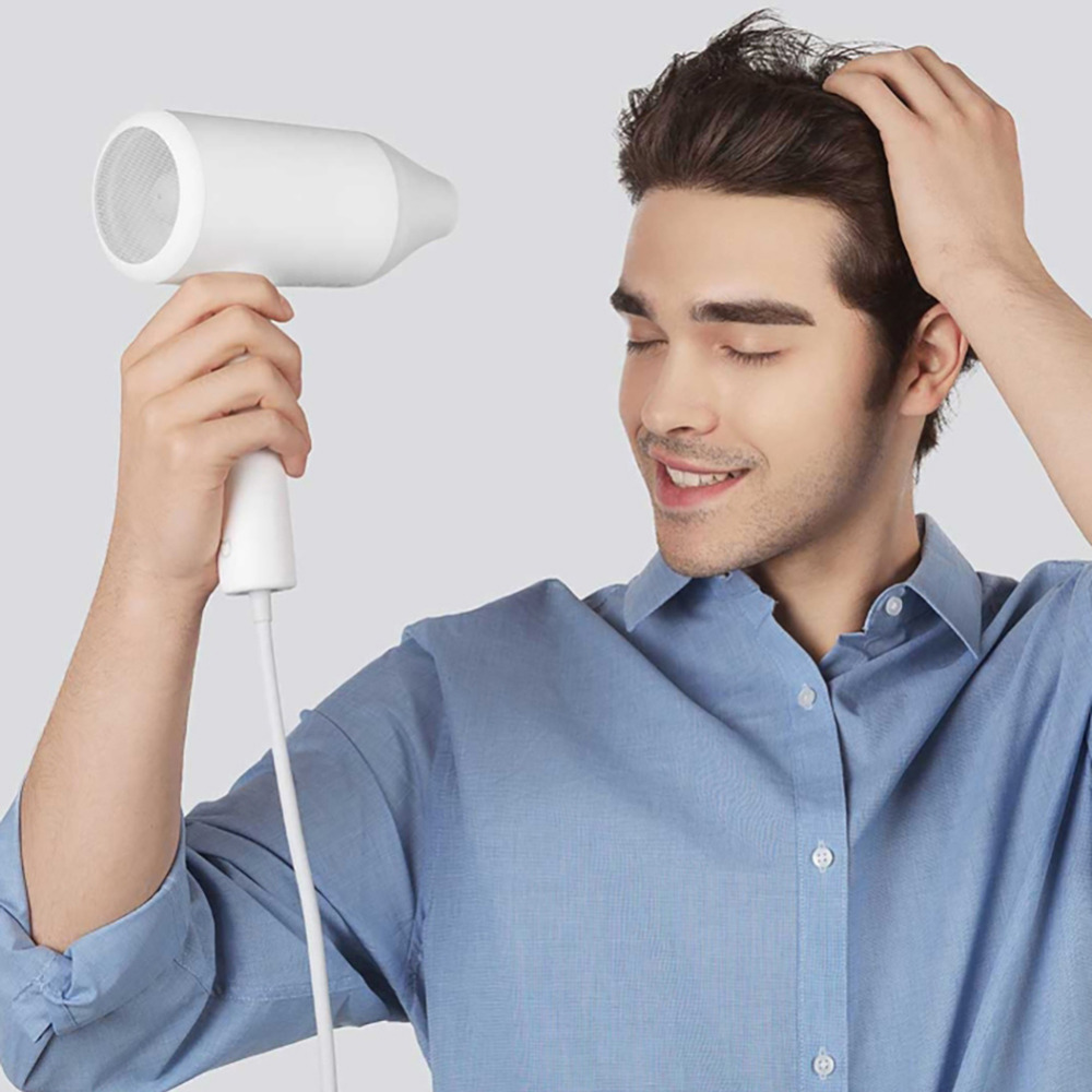 Xiaomi Mijia 1800W Water Ion Hair Dryer Mi Portable Hair Care Blower Wind Low Noise Hair Styling Tool Drier for Home (4)