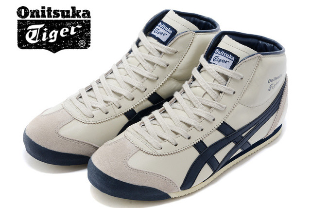 689e7380706 ONITSUKA TIGER MEXICO Mid Runner Classics Shoes Men Women Sneakers  Badminton Sports Shoes size 36-44
