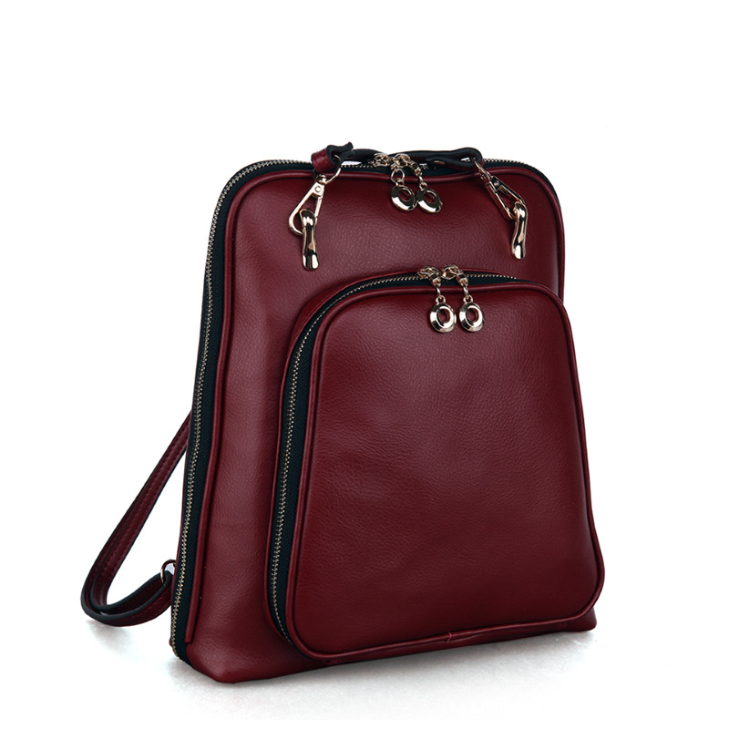 Compare Prices on Discount Leather Backpacks- Online Shopping/Buy ...