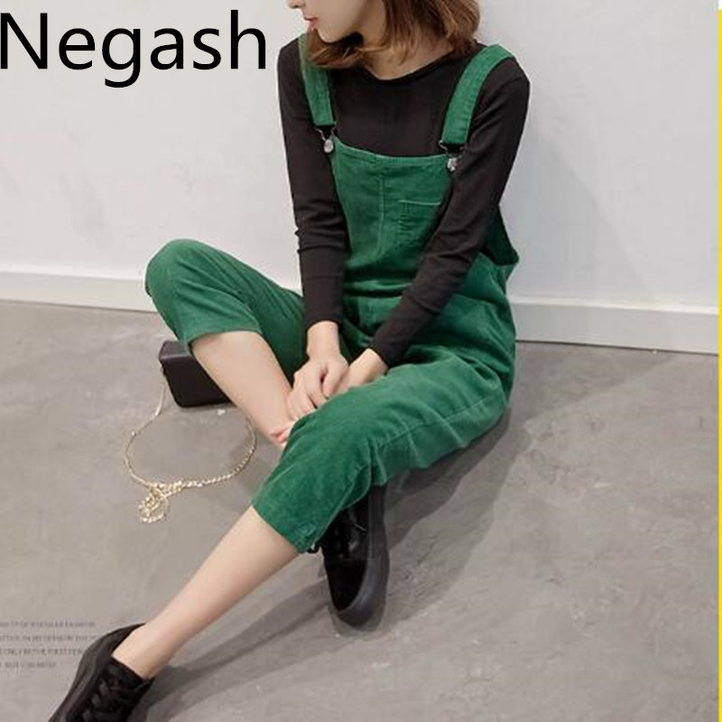 6b45201a26e Large Size 3XL 4XL 5XL Spring Loose Jumpsuits 2018 Fashion Elegant Cotton  Trousers Women Jumpsuits playsuit Mori girl