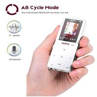 Professional Flac APE Music HiFi Lossless Player Mini Walkman Audio Radio Speler Colorfly LCD Screen 8G Card AB Cycle Play Mode