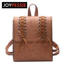 Joypessie двойная стрелка Для женщин рюкзак Качество Мода Обувь для девочек школьная сумка разработан новый бренд Прохладный городской подросток рюкзак
