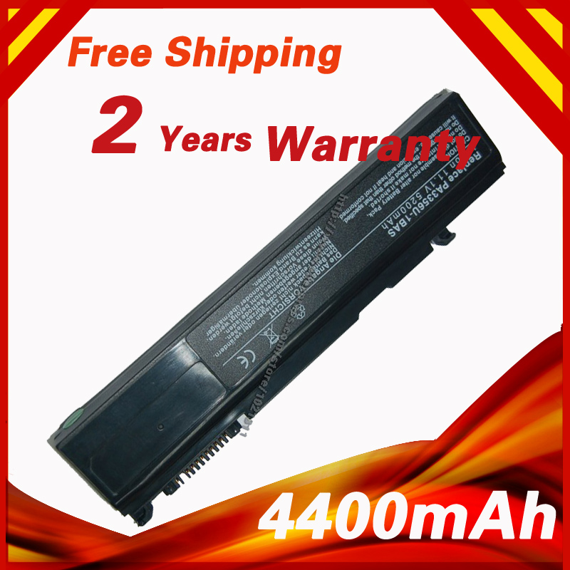 6 Cells 10.8V Laptop Battery For Toshiba PABAS162  PABAS105  PA3588U  PA3588U-1BAS  PA3588U-1BRS  PABAS048  PABAS049  PABAS054