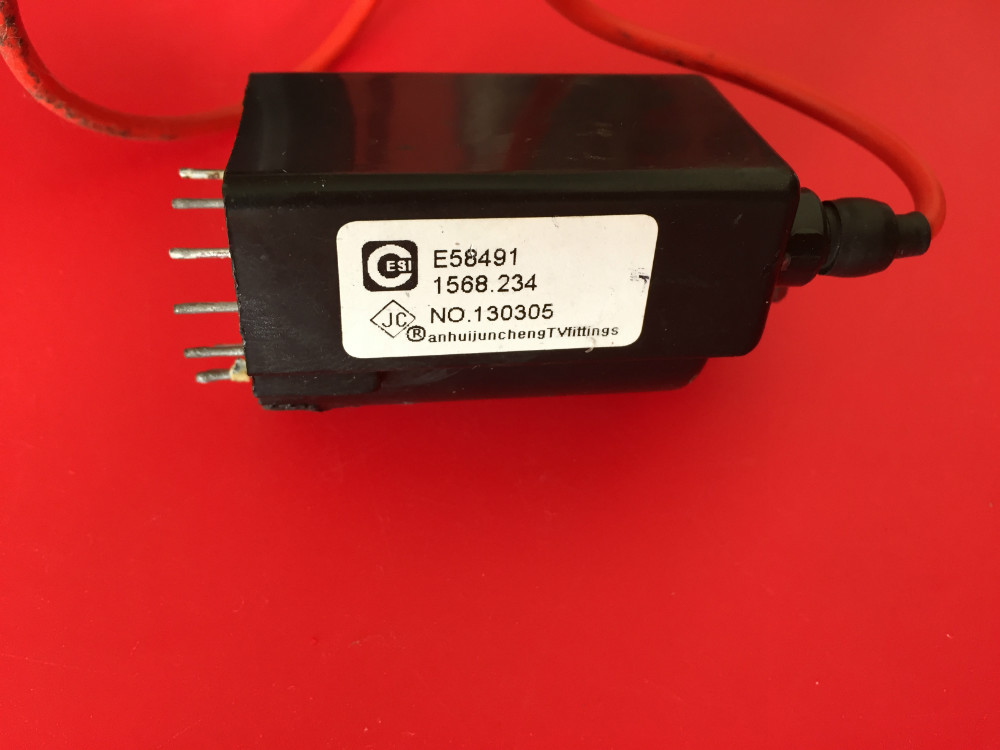 Flyback Transformer E58491 FBT E58491 for Monitors and Medical Machines tlf93x002 fbt flyback transformer for crt tv