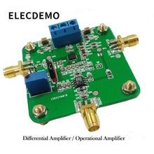 Модуль AD8368 Управляемый усилитель Усиление Операционный усилитель Дифференциальный усилитель
