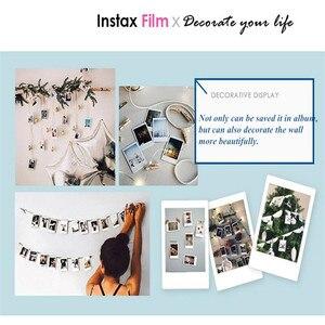 Image 4 - Fujifilm Instax Mini Film 10 20 30 40 50 60 80 100 Sheets 3 inch For mini 9 Polaroid FUJI Instant Camera Photo Mini 9 8 7s 70 90