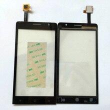 Nouveau Écran Tactile Pour Ark Prestation M3S Écran Tactile Avant Verre Capteur Capacitif Tactile Digitizer Panneau Verre Noir Couleur + Bande